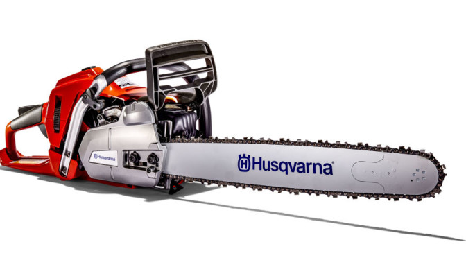 Chainsaw for STEM Fundraiser