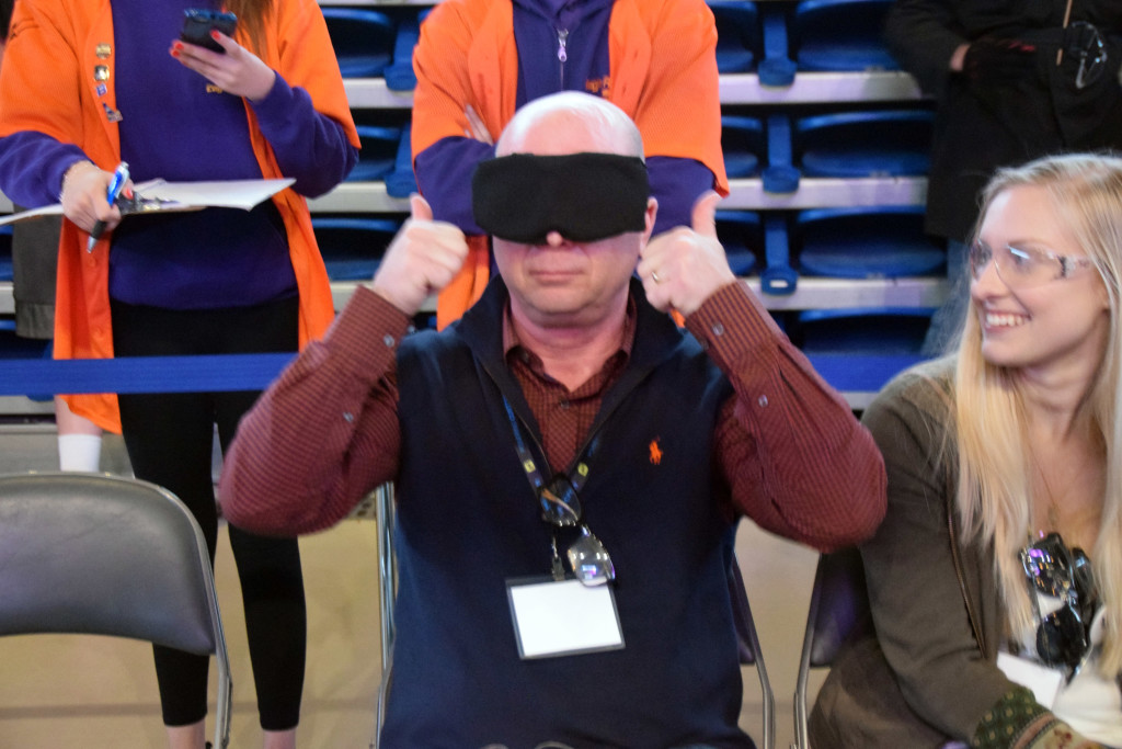 05 Witness Ian Approving Blindfold