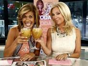 Hoda and Kathie Lee