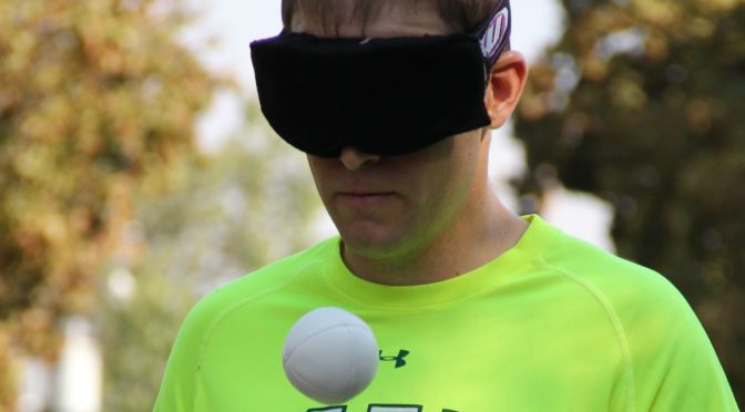 Beating Myself Blindfolded… 1 Year Later